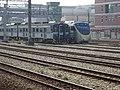 嘉義市 嘉義火車站 EMU800型與EMU500型電聯車 - panoramio.jpg