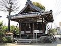 薬師寺@Iwakura - panoramio.jpg