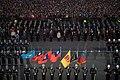01.01 總統、副總統出席「中華民國107年元旦總統府升旗音樂會」與進行典禮表演的儀隊 (38539934135).jpg