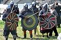 02018 0609 Wikinger Reenactment-Gruppen des 11.Jahrhunderts -Trzcinica.jpg