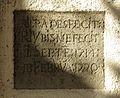 028 Làpida commemorativa vora l'Hort de la Rectoria (Alella), rbla. Àngel Guimerà.jpg
