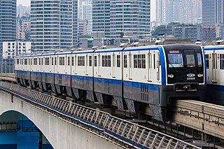 Line 3 (Chongqing Rail Transit) Monorail line of Chongqing Rail Transit
