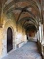 033 Sant Jeroni de la Murtra, claustre, galeria sud.JPG