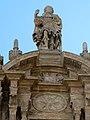 072 Sant Miquel dels Reis (València), façana de l'església, Baltasar i l'estel d'Orient.jpg
