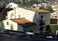 080 Casa al carrer de la Font (Monistrol de Montserrat), des de la carretera de Montserrat.JPG