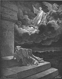 095.Elijah Ascends to Heaven in a Chariot of Fire