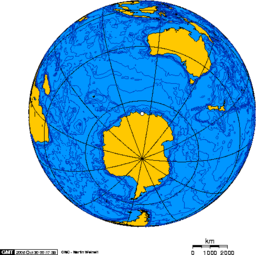 0rthographic projection over Austral Island.png