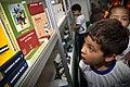 1ª Bienal Brasil do Livro e da Leitura - Crianças visitam stand da Universidade de Brasília (7084392249).jpg