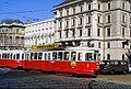 109R11111083 Schwarzenbergplatz, Strassenbahn Linie 71, Typ C1 119.jpg