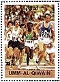 10k at 1972 Olympics Umm al-Quwain stamp.jpg
