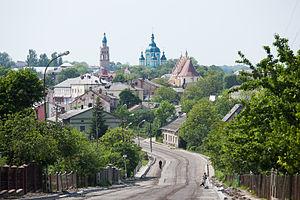 Mostyska - Skyline of Mostyska