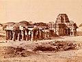 12th century Mahadeva temple, Itagi, Karnataka India - 1885 archival photo - 4.jpg