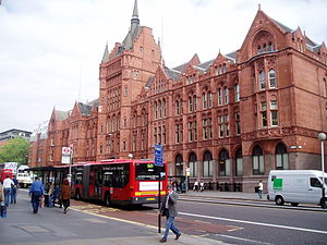 Holborn - Image: 142 Holborn Bars, London