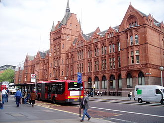 Historic England - Historic England's London office at Holborn Bars.