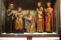 Il presepe della Basilica di Santo Stefano a Bologna