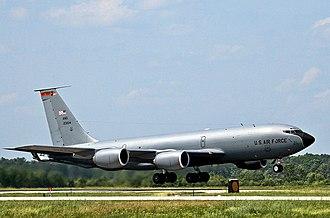 150th Air Refueling Squadron - 150th Air Refueling Squadron KC-135 Stratotanker