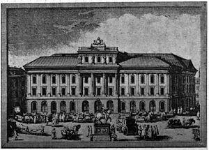 1782 in Sweden - 160-Operahuset-Svenska teatern 1