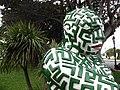 160 Labirintite, escultura de Rabarama, al Lungomare.jpg