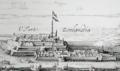 1624年荷蘭人在福爾摩沙(臺灣)所建熱蘭遮城 Dutch's Fort Zeelandia in Formosa (Taiwan).png