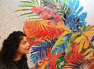Firelei Báez Dominican / American visual artist (born 1981)