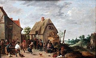 Dance at a Village Fair