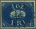 1857 1R Pacific Steam Navigation Lima dots Sc1.jpg