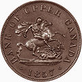 1857 Bank of Upper Canada Half-Penny Token obv.jpg