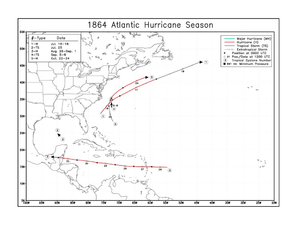 1864 Atlantic hurricane season map.png