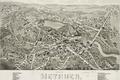 1882 map Methuen Massachusetts by Bailey BPL 10309.png