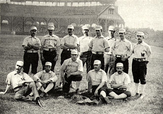 1888 Washington Nationals season - Image: 1888 Washington Nationals