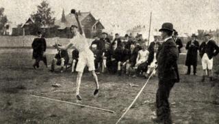 Oscar Guttormsen Norwegian athlete