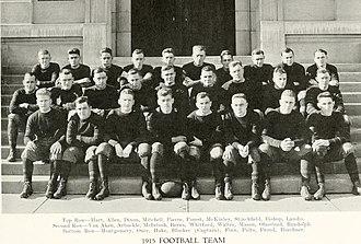 1915 Purdue Boilermakers football team - Image: 1915 Purdue football team