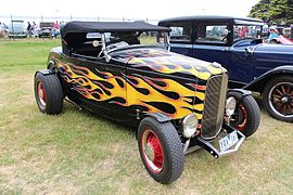1932 Ford Model B Roadster Hot Rod (12739049744).jpg