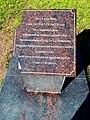 1940. Санкт-Петербург. Памятный знак на месте сражения 7 мая 1703 года.jpg