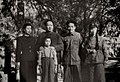 1949 Mao and family plus Jiang Qing.jpg