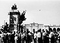 1953 Iranian coup d'état - Pulling down statues of the Reza Shah (3).jpg