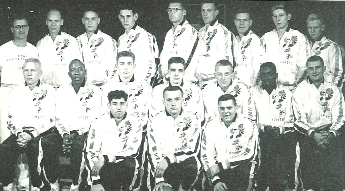 1954–55 Iowa Hawkeyes men's basketball team - Wikipedia