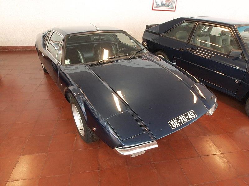 File:1972 De Tomas Pantera 330hp, 5765cc, 255kmh p2.JPG