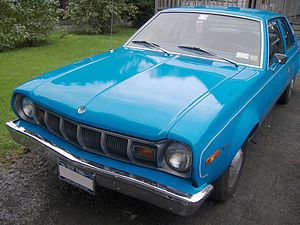 1975 AMC Hornet Two Door Sedan Front.jpg