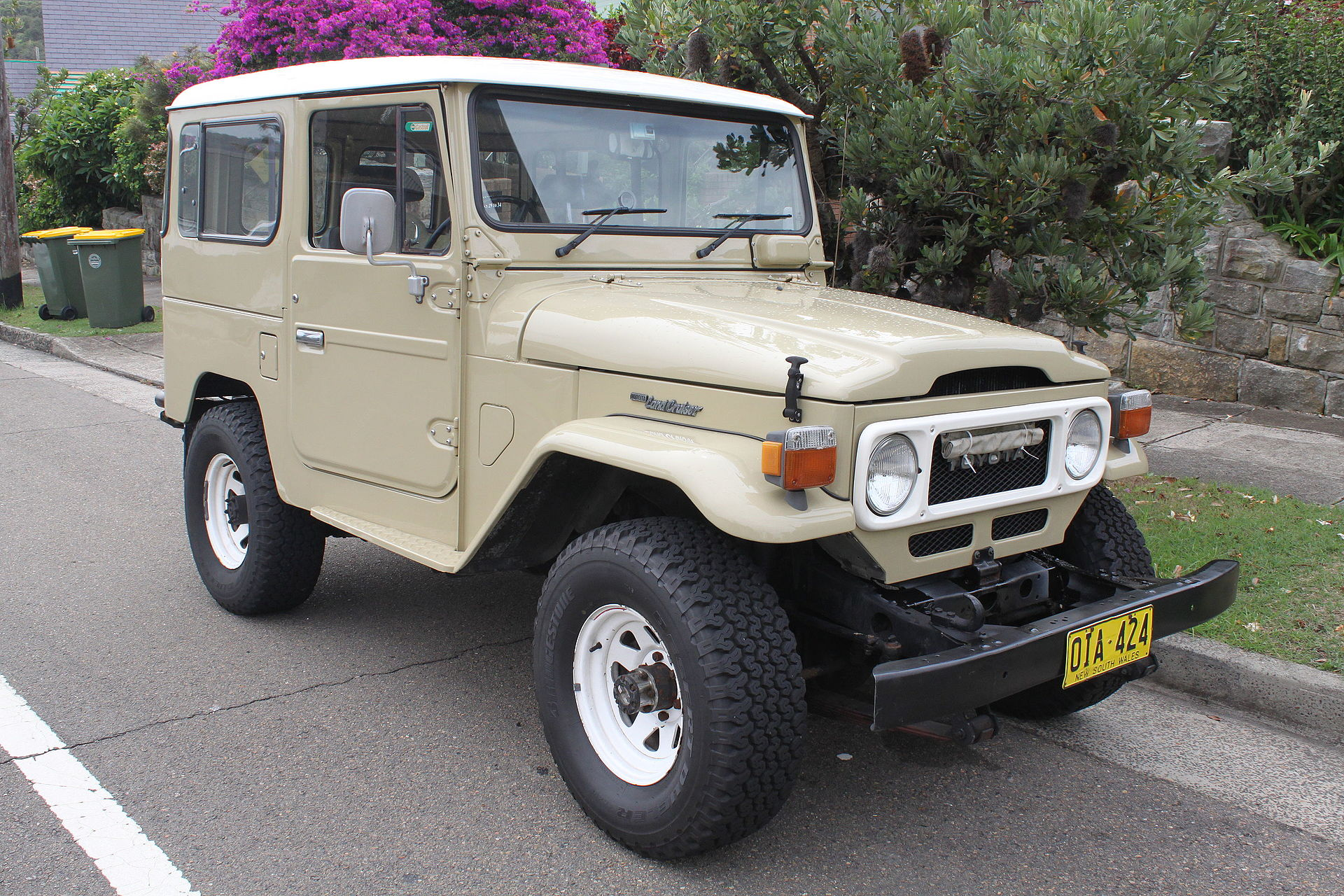 toyota land cruiser j40 wikipedia