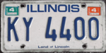 1983 Illinois license plate.png