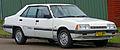 1984-1985 Mitsubishi Sigma (GK) GL sedan (2010-12-28) 01.jpg