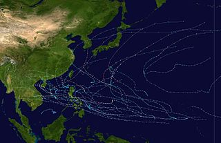 1995 Pacific typhoon season typhoon season in the Pacific Ocean