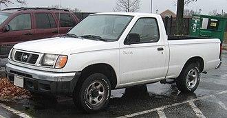 Nissan Navara - Single cab (pre-facelift)