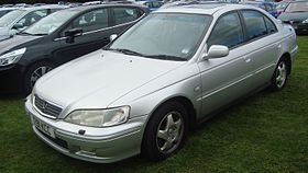 1999 Honda Accord 2.0i ES Automatic (14602301072).jpg