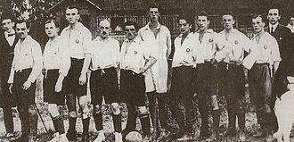 ŠK Slovan Bratislava - Slovan squad from 1919 season