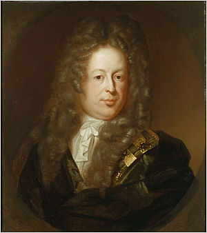 John Lowther, 1st Viscount Lonsdale - The 1st Viscount Lonsdale.