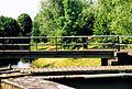 20010524 Maastricht; bridge on railway line 20 Hasselt - Maastricht crossing Zuid-Willemsvaart 1.jpg