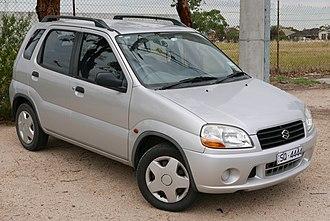 Suzuki Ignis - Suzuki Ignis