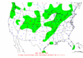 2002-11-25 24-hr Precipitation Map NOAA.png